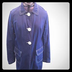 Libertine for Target coat